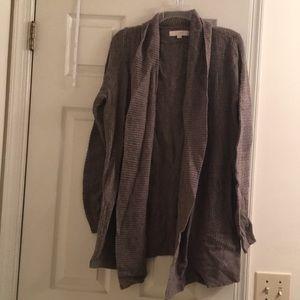 Loft cardigan